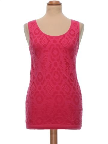 Tank Top woman QED LONDON M summer #6830_1
