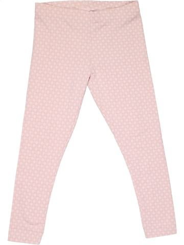 Leggings girl NEXT pink 7 years summer #7002_1
