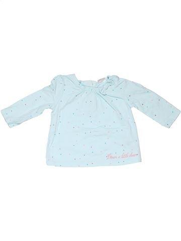 Tunic girl F&F blue 3 months summer #708_1