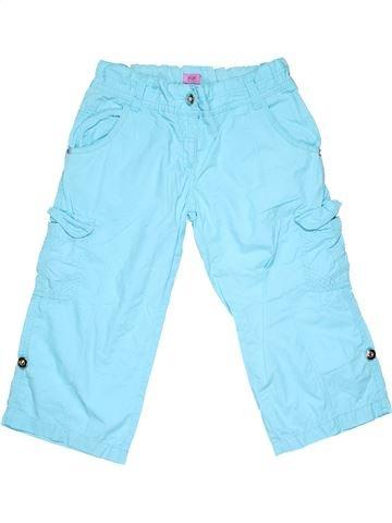 Capri pants girl F&F blue 13 years summer #7207_1