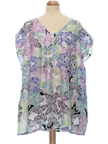 Blouse woman TOGETHER UK 30 (XXXXL) summer #7653_1