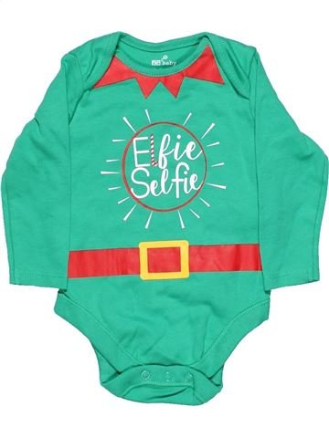 Long jumpsuit unisex F&F BABY green 6 months winter #7917_1