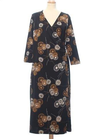 Dress woman PAPAYA UK 16 (L) winter #7954_1