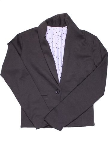 Blazer girl C&A gray 12 years winter #7987_1