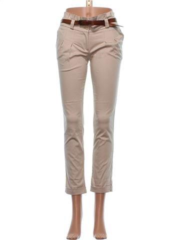 Trouser woman INTERNAÇIONALE UK 8 (S) summer #8190_1