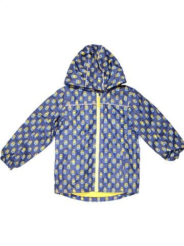 Jacket boy DESPICABLE ME gray 8 years winter #8247_1
