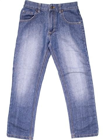 Jeans boy GEORGE blue 8 years winter #8261_1