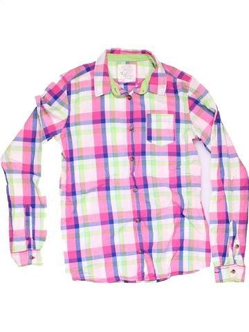 Long sleeve shirt boy ALIVE pink 14 years summer #8824_1