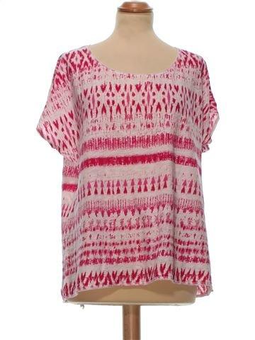 Short Sleeve Top woman M&S UK 16 (L) summer #8873_1