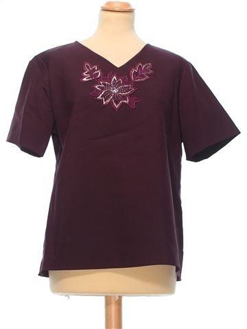 Short Sleeve Top woman NO BRAND UK 12 (M) summer #9346_1