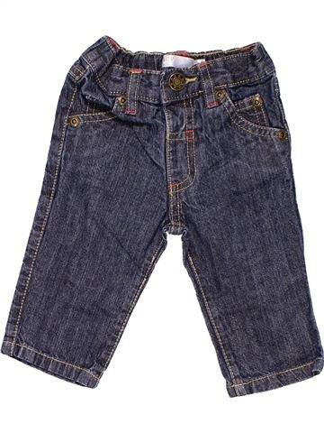 Jeans unisex M&CO blue 6 months winter #937_1