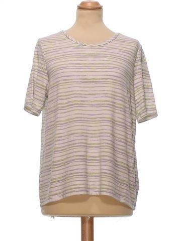 Short Sleeve Top woman M&S UK 18 (XL) summer #9402_1