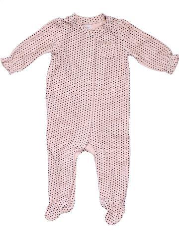 Long jumpsuit unisex BABY GAP pink 6 months winter #9748_1