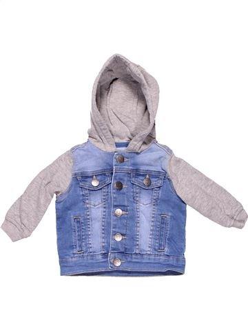 Jacket boy NO BRAND gray 12 months winter #9768_1