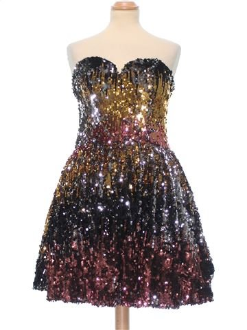 Dress woman RARE UK 10 (M) summer #9834_1